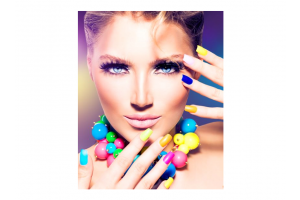 New trends in manicure season spring - summer 2021